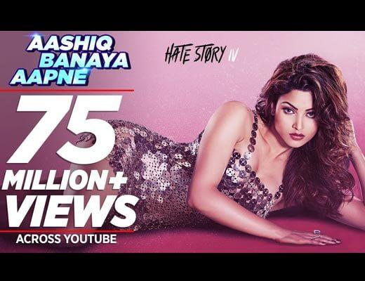 Aashiq Banaya Aapne Hindi Lyrics - Hate Story IV