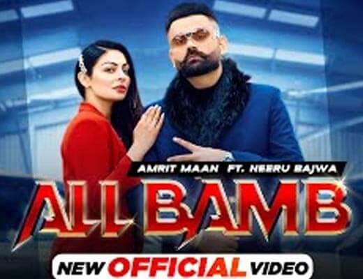 All Bamb Hindi Lyrics – Amrit Maan, Gurlez Akhtar