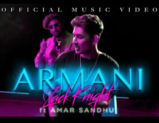Armani Hindi Lyrics – Zack Knight, Amar Sandhu