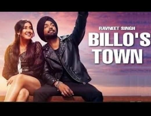 Billo's Town Hindi Lyrics – Ravneet Singh