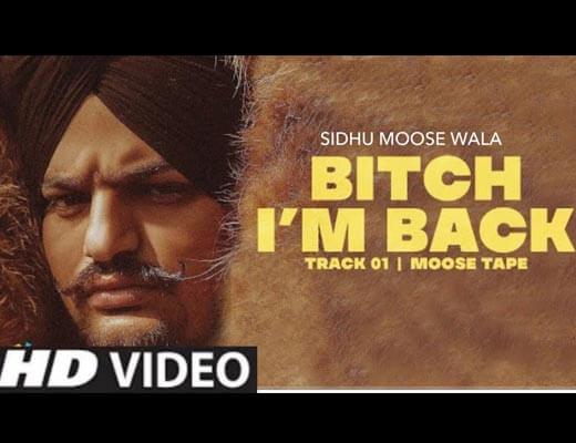 Bitch I'm Back Hindi Lyrics – Sidhu Moose Wala