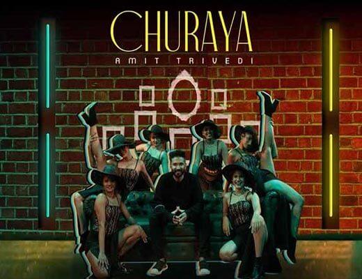 Churaya Hindi Lyrics – Amit Trivedi