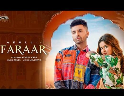 Faraar Hindi Lyrics – Akull