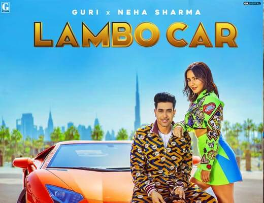 Lambo Car Hindi Lyrics – Guri, Simar Kaur