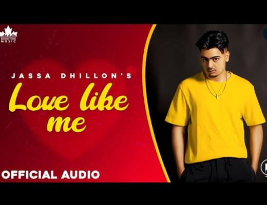 Love Like Me Hindi Lyrics - Jassa Dhillon