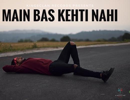 Main Bas Kehti Nahi Hindi Lyrics - The Gorilla Bounce