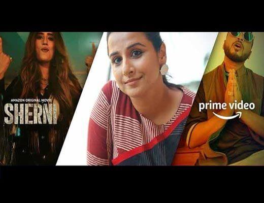 MMain Sherni Hindi Lyrics – Akasa Singh, Raftaarain Sherni Lyrics