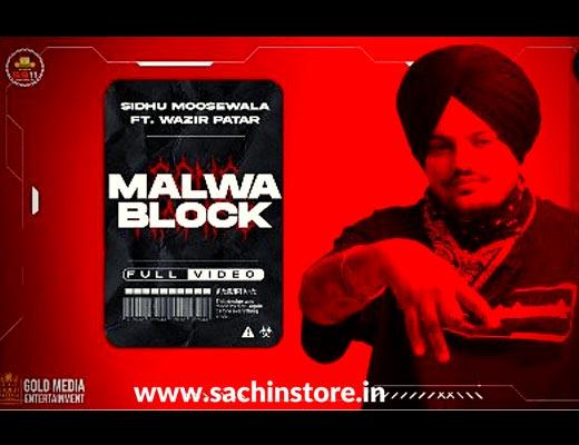 Malwa Block Hindi Lyrics – Sidhu Moose Wala