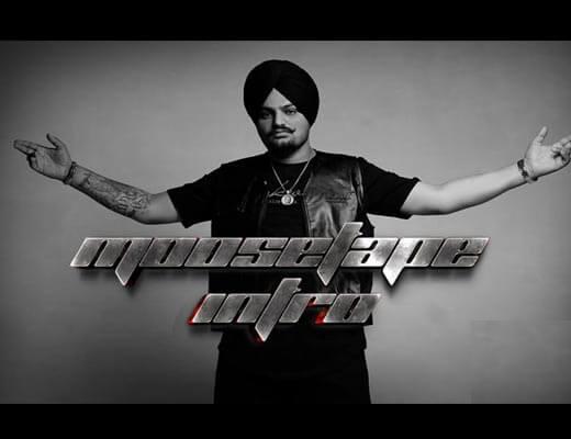 Moosetape Intro Hindi Lyrics – Sidhu Moose Wala