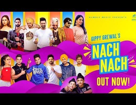 Nach Nach Hindi Lyrics - Gippy Grewal