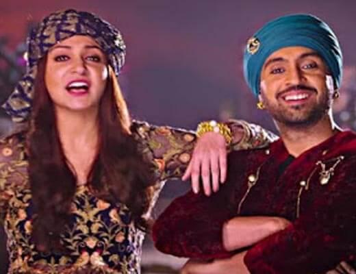 Naughty Billo Hindi Lyrics - Phillauri