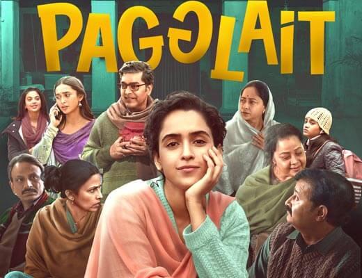 Pagglait Hindi Lyrics - Arijit Singh, Raftaar