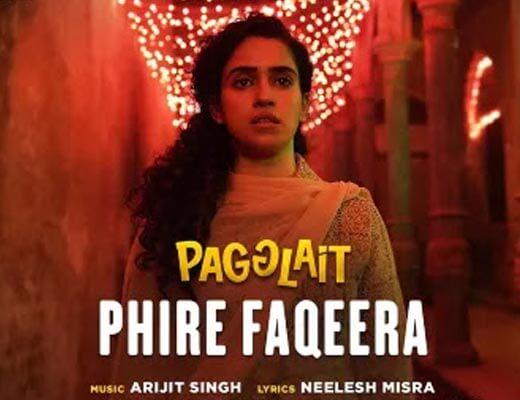 Phire Faqeera Hindi Lyrics - Pagglait