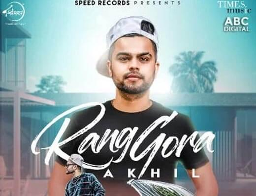 Rang Gora Hindi Lyrics - Akhil