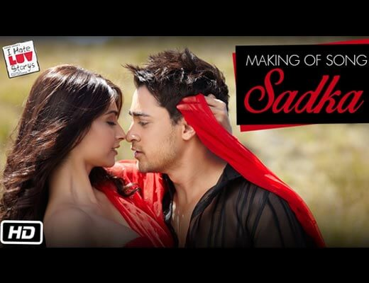 Sadka Hindi Lyrics - I Hate Luv Storys