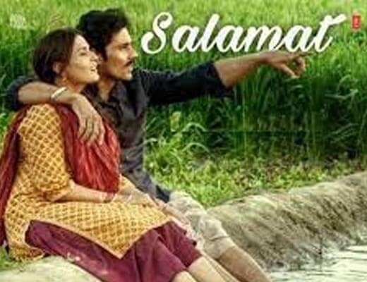 Salamat Hindi Lyrics – Sarbjit