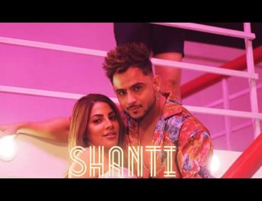 Shanti Hindi Lyrics – Millind Gaba