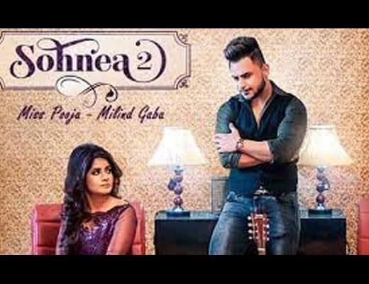 Sohnea 2 Hindi Lyrics - Miss Pooja