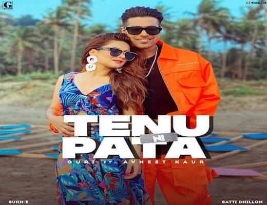 Tenu Ni Pata Hindi Lyrics – Guri
