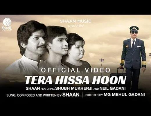 Tera Hissa Hoon Hindi Lyrics – Shaan