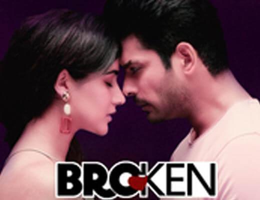 Tere Naal Hindi Lyrics – Akhil Sachdeva Broken But Beautiful