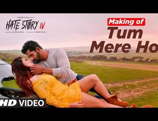 Tum Mere Ho Hindi Lyrics - Hate Story IV