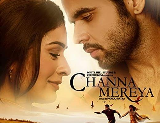 Tutda Hi Jaave Hindi Lyrics - Channa Mereya