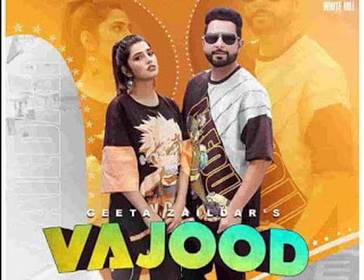 Vajood Hindi Lyrics – Geeta Zaildar, Gurlez Akhtar