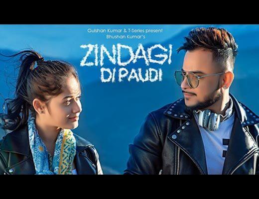 Zindagi Di Paudi Hindi Lyrics - Millind Gaba