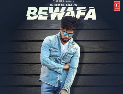 Bewafa Hindi Lyrics – Inder Chahal