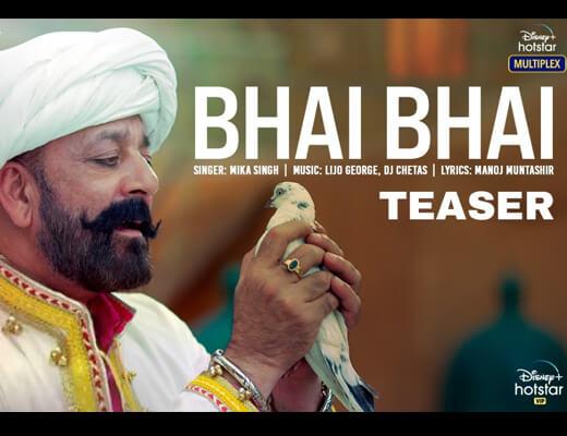 Bhai Bhai Hindi Lyrics – Bhuj Mika Singh