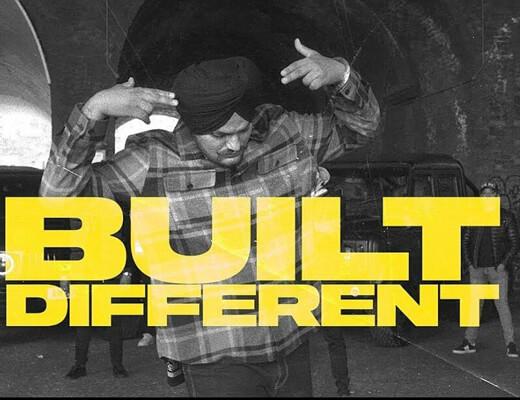 Built Different Hindi Lyrics – Sidhu Moose Wala