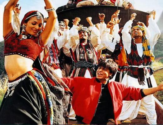 Chaiyya Chaiyya Hindi Lyrics - Dil Se