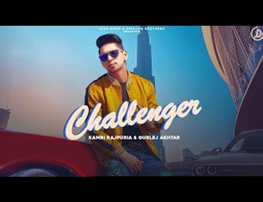 Challenger Hindi Lyrics – Kambi Rajpuria, Gurlej Akhtar