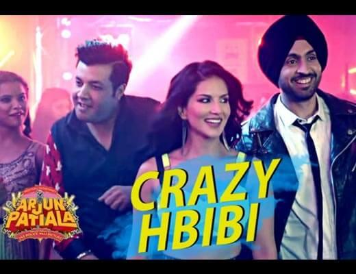 Crazy Habibi Vs Decent Munda Hindi Lyrics – Arjun Patiala