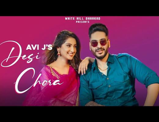 Desi Chora Hindi Lyrics – Avi J