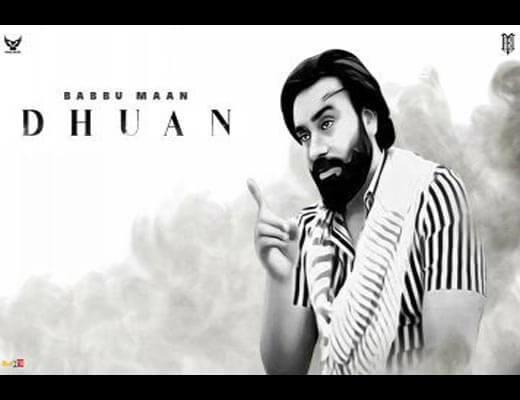 Dhuan Hindi Lyrics – Babbu Maan