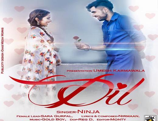 Dil Hindi Lyrics - Ninja