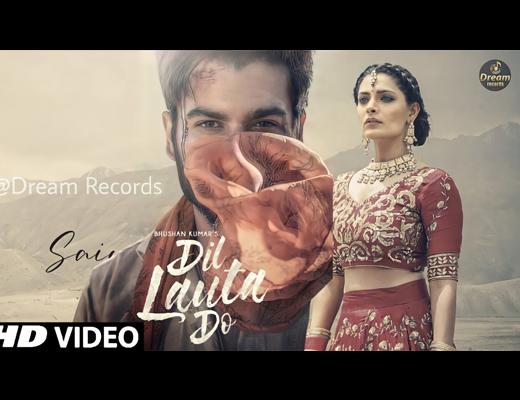 Dil Lauta Do Hindi Lyrics – Jubin Nautiyal, Payal Dev