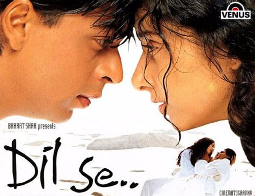 Dil Se Hindi Lyrics - A.R. Rahman