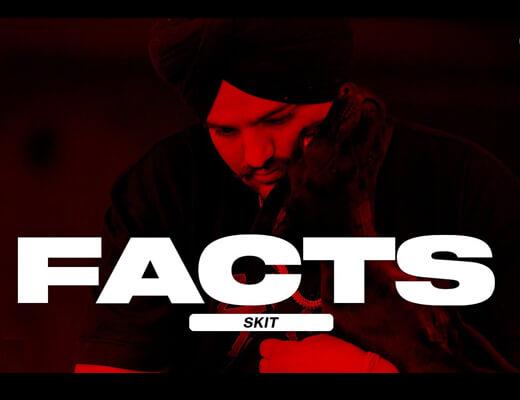 Facts Skit Hindi Lyrics – Sidhu Moose Wala