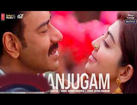 Hanjugam Hindi Lyrics – Bhuj