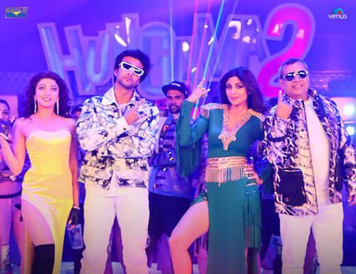 Hungama Ho Gaya Hindi Lyrics – Hungama 2