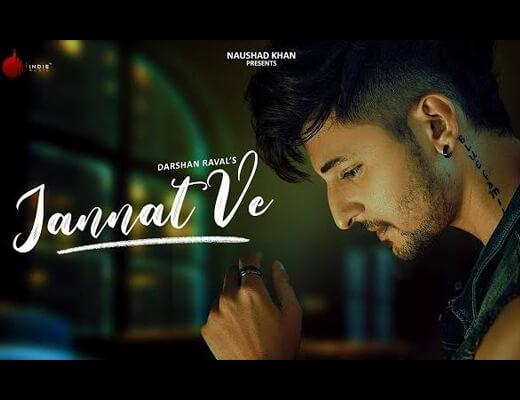 Jannat Ve Hindi Lyrics – Darshan Raval