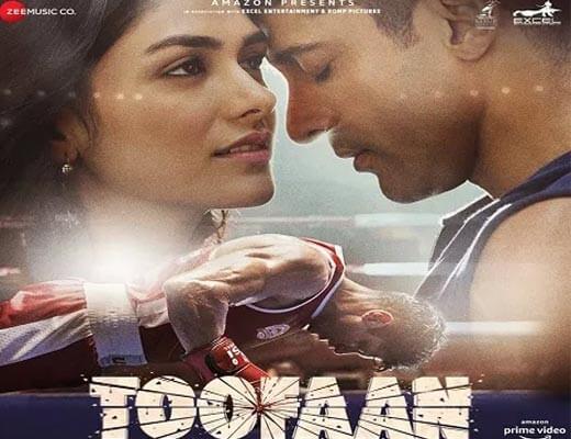 Jo Tum Aa Gaye Ho Hindi Lyrics– Toofaan Arijit Singh