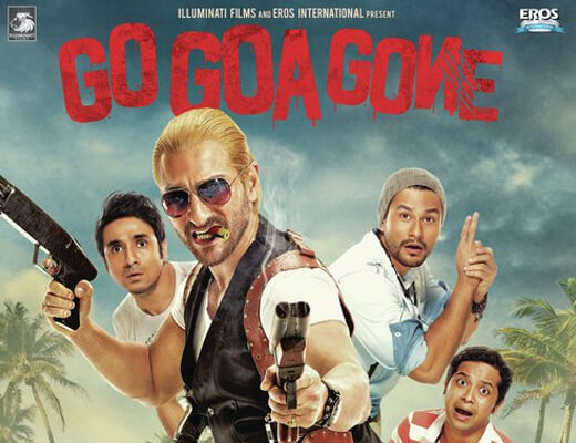 Khoon Choos Le Hindi Lyrics - Go Goa Gone