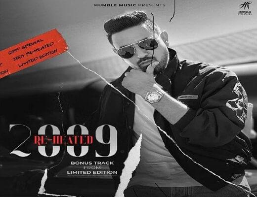 Limited Edition 2009 Re-Heated Hindi Lyrics - Gippy Grewal