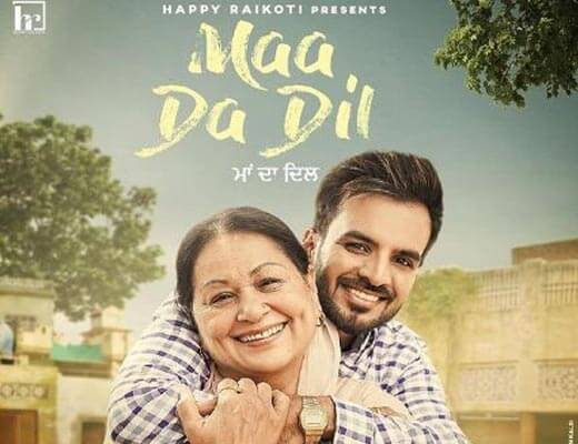 Maa Da Dil Hindi Lyrics – Happy Raikoti