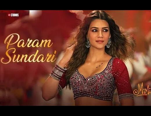 Param Sundari Hindi Lyrics – Shreya Ghoshal