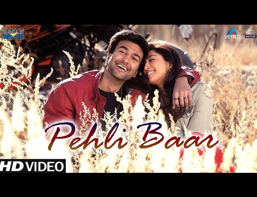 Pehli Baar Hindi Lyrics - Benny Dayal